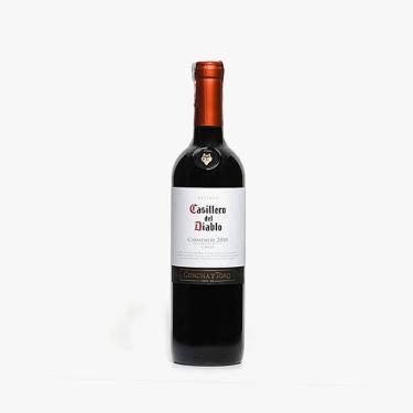 Vinho Casillero Del Diablo Carménère 750Ml