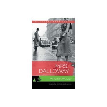 Mrs Dalloway - Col. Clássicos Para Todos - Virgínia Wolf - 9788520935118