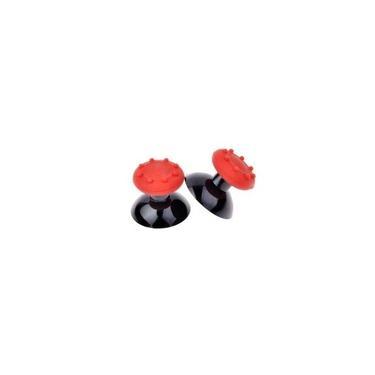 Borracha Grip Para Botão Analógico Dualshock 4 - Vemelho Vermelha