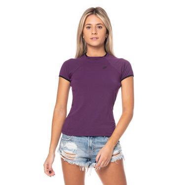 Imagem de Camiseta manga curta feminino dry flex uv-fps 50 mormaii