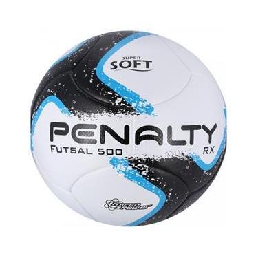 Bola de Futsal Penalty RX 500 - Azul a9c01ede4d9d0