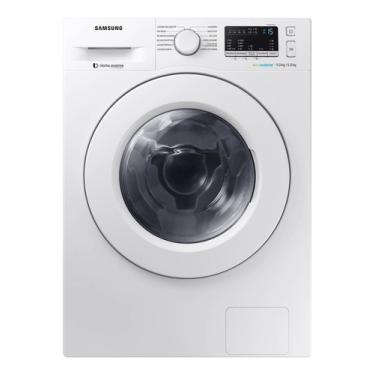 Imagem de Lava E Seca Automática Samsung Wd90m4453 Inverter Branca 9kg 127v