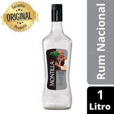 Rum Montilla Carta Cristal 1 Litro