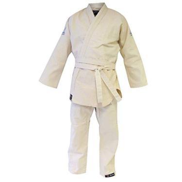 Kimono Cru Infantil M1 - Torah Judo/Jiu-Jitsu Combate
