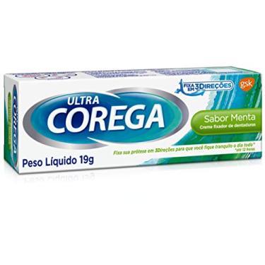Ultra Creme Menta, Corega, 19g