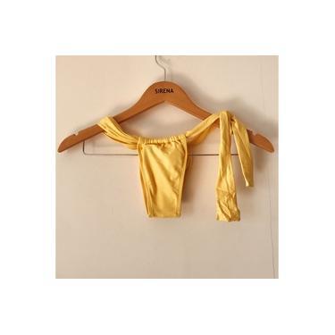 Calcinha Catarina Amarelo