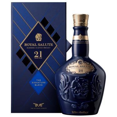 Whisky Royal Salute 21 Anos (Cores Sortidas)