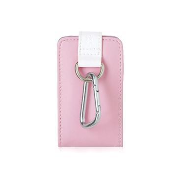 Capa De Couro MicroWallet p/ iPod Nano 1ª e 2ª Ger. (Rosa) - XtremeMac