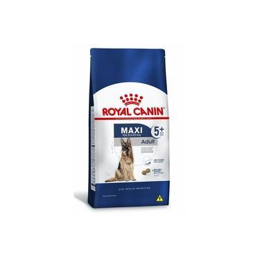 Ração Royal Canin Maxi Adult 5+ Raças Grandes Adultos com mais de 5 anos 15Kg
