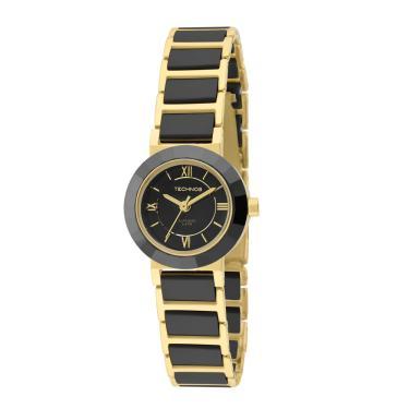 Relógio Technos Ceramic Saphire Feminino Analógico - 2035LWF 4P 2035LWF 4P 6e617b1bc6