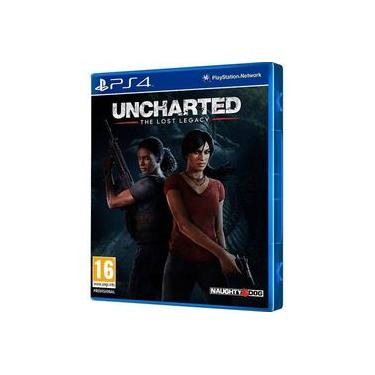 Ps4 Uncharted The Lost Legacy Ps4
