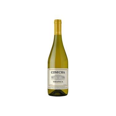 Vinho Branco Chileno Tarapaca Cosecha - Chardonnay Branco - 750ml