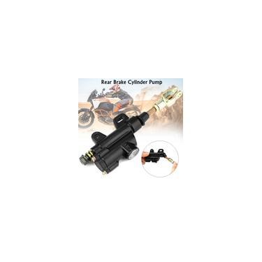 Cilindro de freio de mestre de pé de bomba hidráulica de bicicleta de poço de motocicleta de atv traseiro