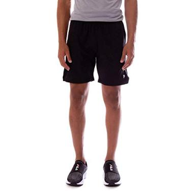 Shorts Floating, Fila, Masculino, Preto, GG