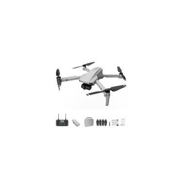 Imagem de Drone KF102 completo, gps, camera dupla - 4k + Gimbal + Fluxo óptico - com bolsa de armazenamento de bateria-Majito