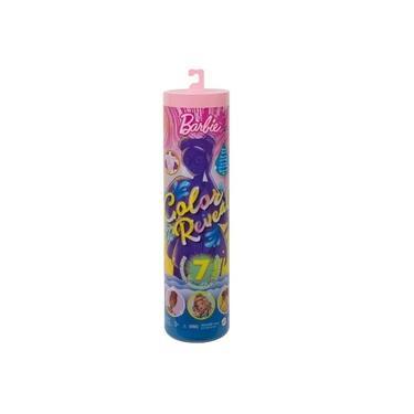 Imagem de Boneca Barbie Color Reveal 7 Surpresas SOL e Areia Mattel GWC57