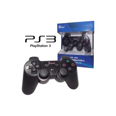Controle sem fio PS3 wireless bluetooth dualshock playstation 3 Joystick – Feir FR-205