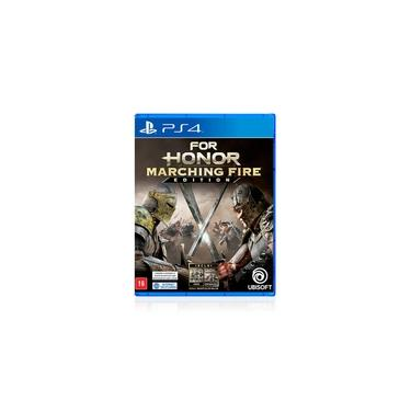 Jogo Game For Honor Marching Fire Edition - Ps4