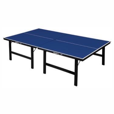 Imagem de Mesa de Tênis de Mesa Ping Pong Klopf 1019 MDF 18mm