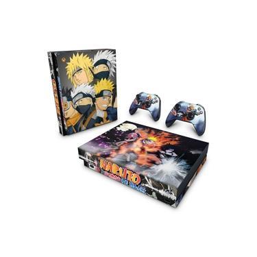 Skin Adesivo para Xbox One X - Naruto