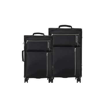 Conjunto de Malas Multilaser Travel Bags 4 Rodas Preto -BO421