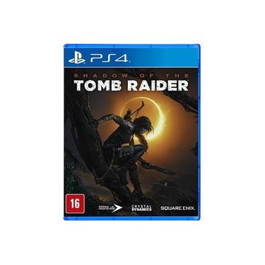 Shadow Of The Tomb Raider - Jogo PS4 (Dublado em Português)