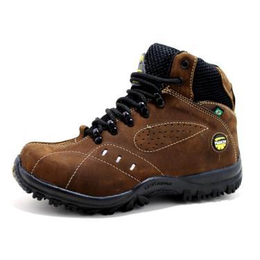 Bota Tchwm Shoes Adventure  Castor  unissex