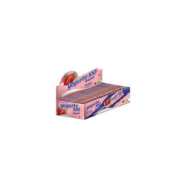 Pirulito Mastigável Yogurte 100 10Gr Com 50Un - Dori