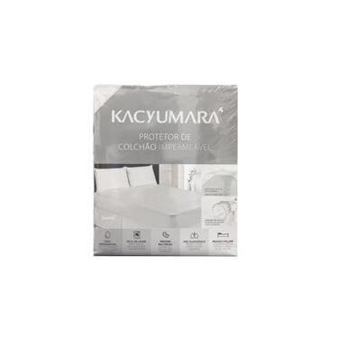 Imagem de Protetor De Colchão Impermeável Malha Solteiro - Kacyumara
