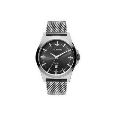 d67651c1d0e Relógio Technos Masculino Classic 2115lal 0p Analógico