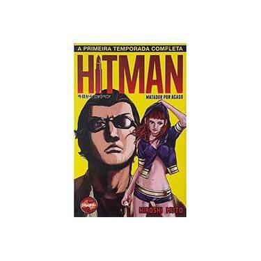 Hitman. Primeira Temporada - Caixa. 3 Volumes - Hiroshi Muto - 9788585959890