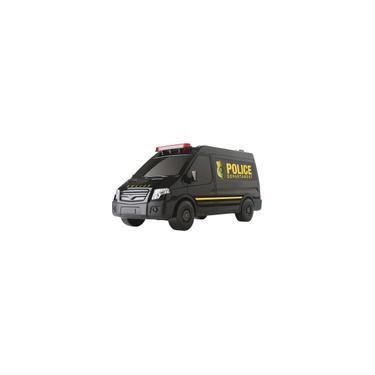 Imagem de Miniatura Supervan Sprinter Preta Policia Roma
