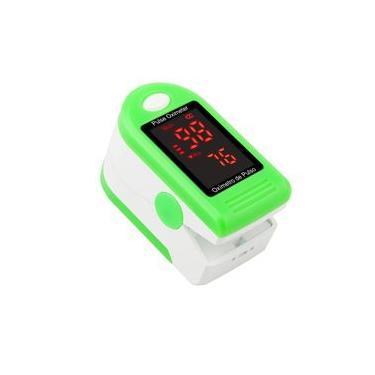 Oxímetro de Dedo Pulso Digital Medidor de Saturação de Oxigênio no Sangue LED Spo2 Monitor Oximétrico de Dedo Freqüência Cardíaca Saúde Taxa de Pulso