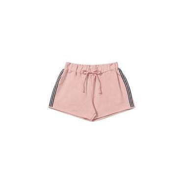 Short Infantil Rosa -Fakini For Fun