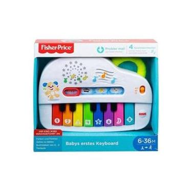 Piano Cachorrinho Aprender E Brincar GFX34 Fisher Price