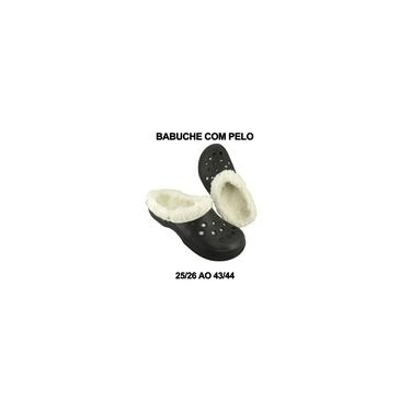 Babuche de Pelo Inverno Pantufa Adulto Infantil Sandália Chinelo de Pelo A88