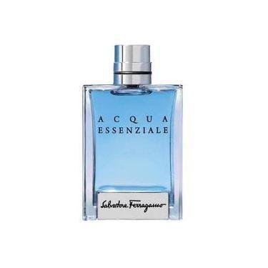 eb10f08ecb2b1 Acqua Essenziale Eau De Toilette Salvatore Ferragamo - Perfume Masculino  50ml