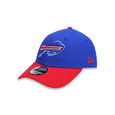 Bone 940 Buffalo Bills NFL Aba Curva Azul New Era