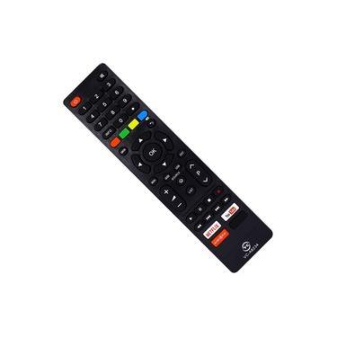 Controle Tv Remoto Philco Smart Todas Netlix YouTube Globoplay