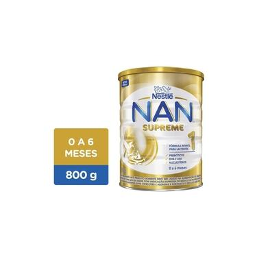 Fórmula Infantil NAN Supreme 1 (800g)