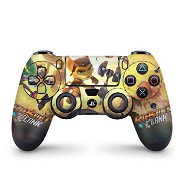 Skin Adesivo para PS4 Controle - Ratchet & Clank