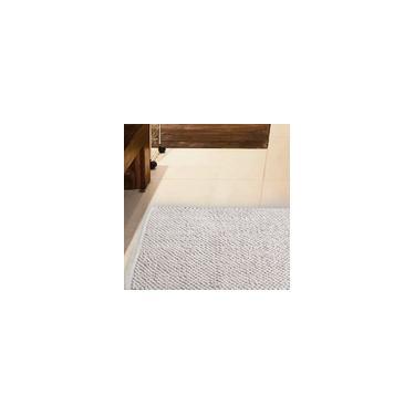 Imagem de Tapete Para Banheiro Antiderrapante Micropop 60 X 40cm Branco