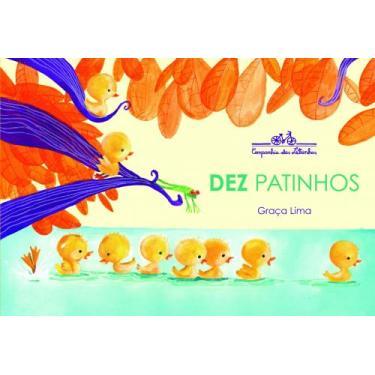 Dez Patinhos - Lima, Graça - 9788574064222