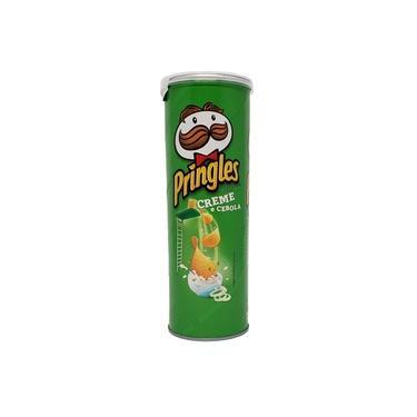 Batata Frita Sabor Creme e Cebola Pringles - 120g -