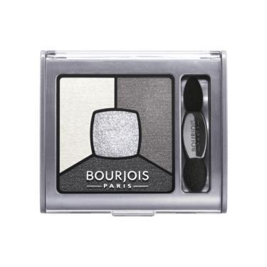 Bourjois Smoky Stories Quarteto de Sombra 3,2g - 01 Grey Night