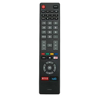 Novo controle remoto de substituição NH409UD para Magnavox LED Smart HDTV TV 32MV304X 32MV304XF7 40MV324X 40MV336X 50MV314X 55MV314X 43MV314X 43MV314X 43MV314XF7