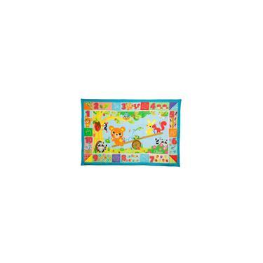 Imagem de Tapete de Atividades para Bebê Floresta xxl Azul - Chicco