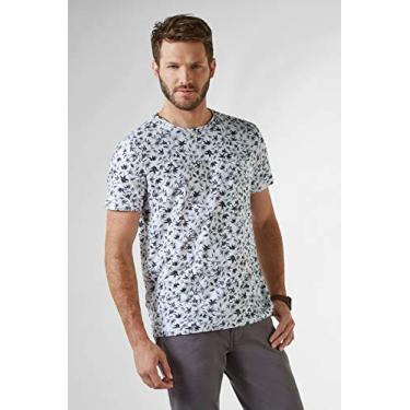 Camiseta Floral Lobo cbf5e6a0a77f7