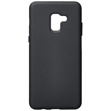 1313-Case Strong Duall Samsung Galaxy A8 2018 Plus, iWill, Capa Anti-Impacto, Preta