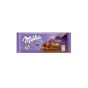 Chocolate Milka Darkmilk Almond 85g
